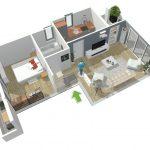 Plan apartamente ieftine Popesti Leordeni